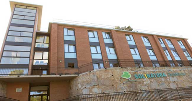 Bienvenidos a la Residencia de ancianos Sol i Natura de Corbera de Llobregat, Barcelona
