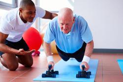 La importancia de hacer ejercicio en las personas mayores